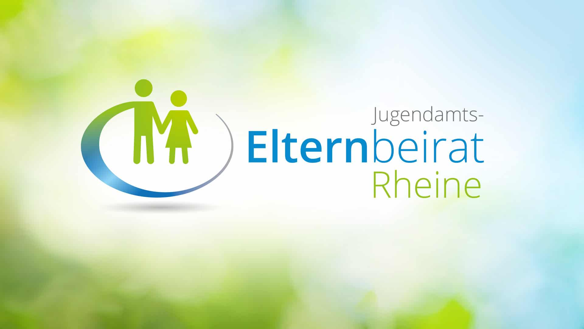 Corporate Design Jugendamtselternbeirat Rheine - Corporate Design
